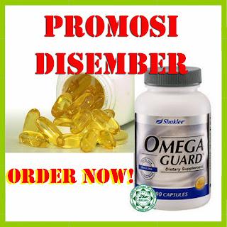 Promosi Disember 2013 - Omega Guard Shaklee