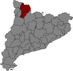 Comarca del Pallars Sobirà