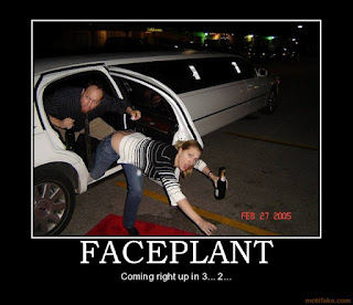 Faceplant