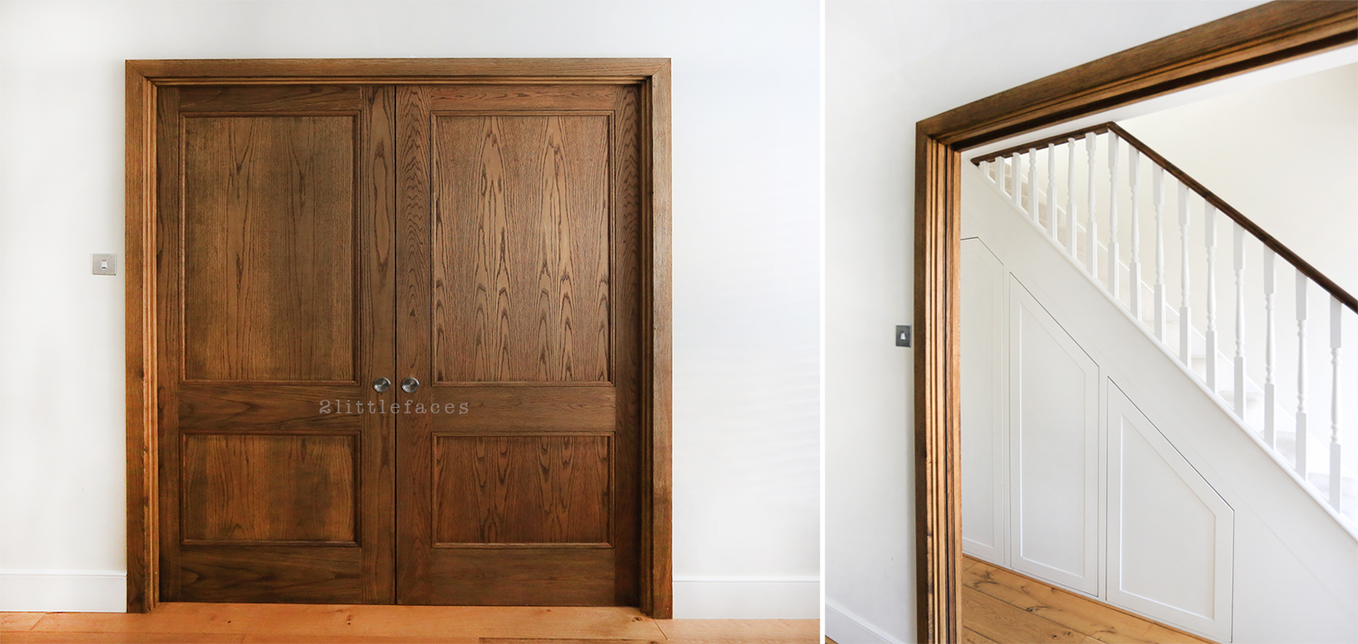 Space Saving Door 2 littlefaces: 9 space saving ideas when renovating your home