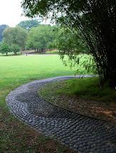 Reflexology Garden Path