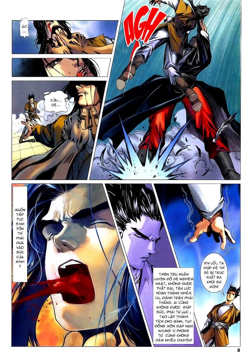 Lục Đạo Thiên Thư chap 4 - Trang 8