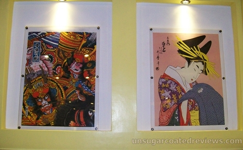 go-en The Japanese Ramen Shoppe paintings