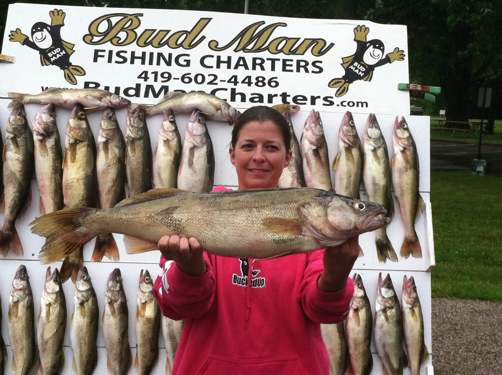 Lake erie walleye fishing reports north west of pelee 6 24 for Fishing report lake erie