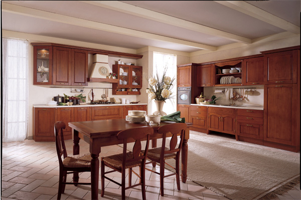 Home Interior Design Decor Traditional Italian Kitchens