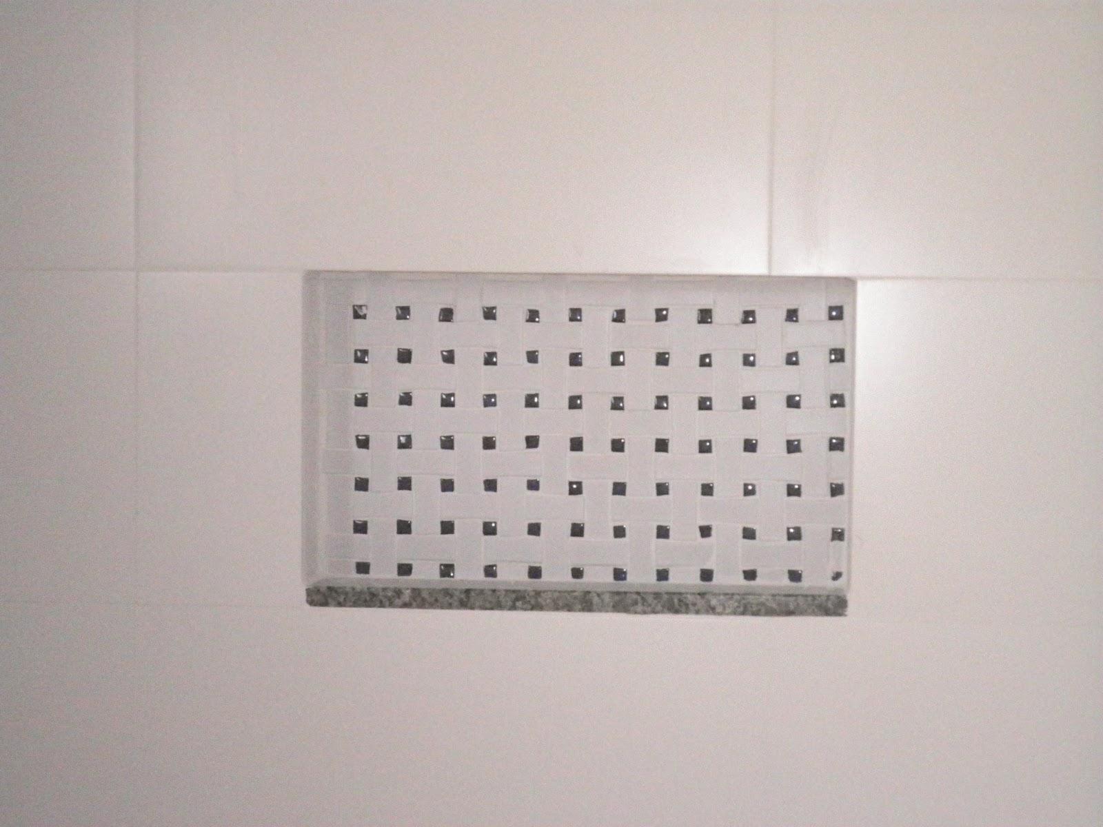 Outro ângulo: A parede em concreto receberá grafiato na cor azul  #715F5A 1600 1200