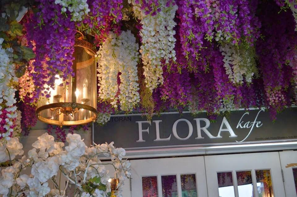 Mini Gathering At Flora Cafe!