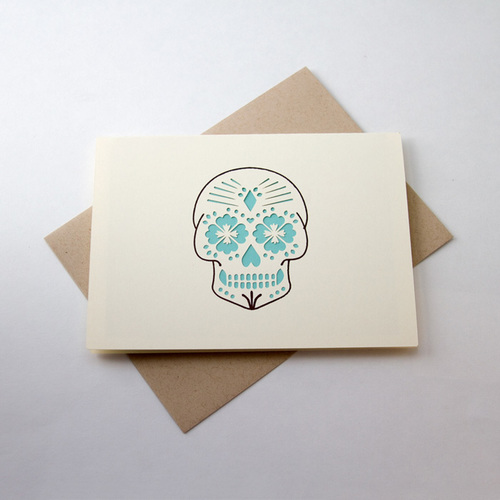 Gorgeous Cut Cards