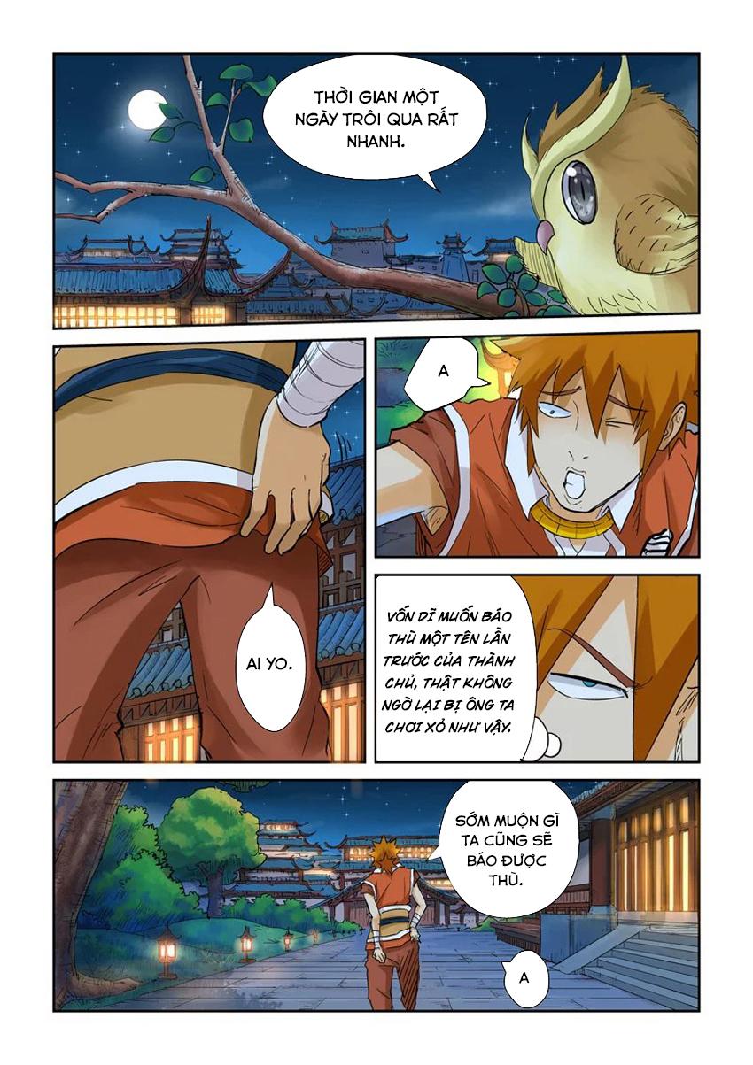 Yêu Thần Ký Chapter 128 - Hamtruyen.vn