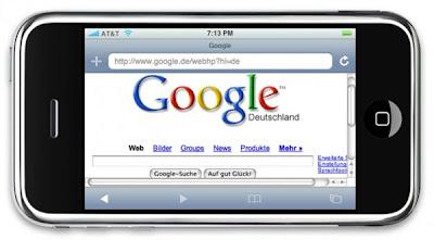 Google'dan Apple'a 1 milyar dolar.