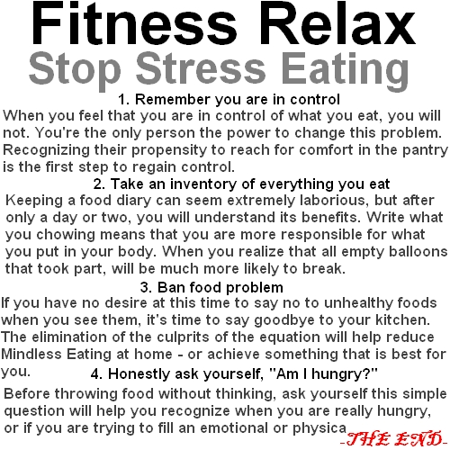 Are You An Emotional Eater We Share Practical Tips To: Stop Stress Eating