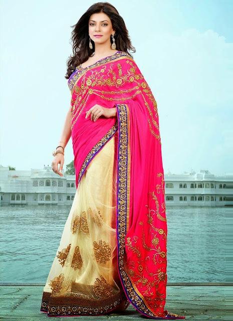 Stunning Sushmita Sen pictures in Saree