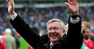 Ferguson, Vidic win season awards