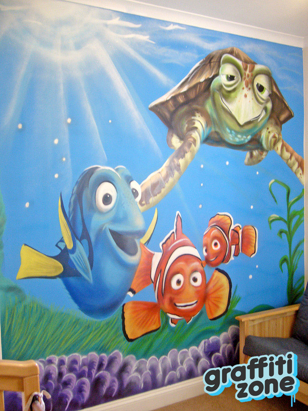 Genial Finding Nemo Bedroom Decor