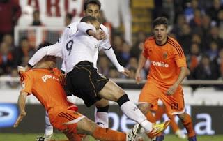 Prediksi Skor Valencia vs Real Zaragoza