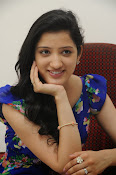 Richa Panai Latest Glam pics in Blue-thumbnail-16