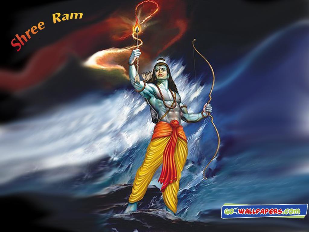 Hd wallpaper jai shri ram - God Ram Wallpaper