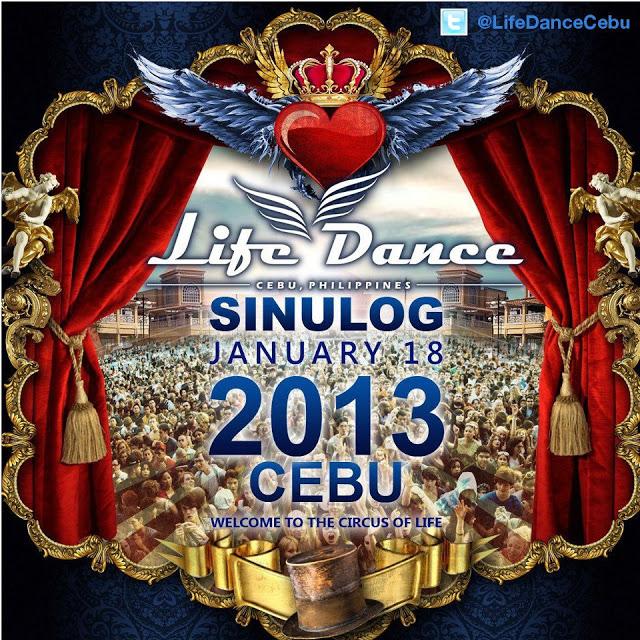 Life Dance Cebu 2013