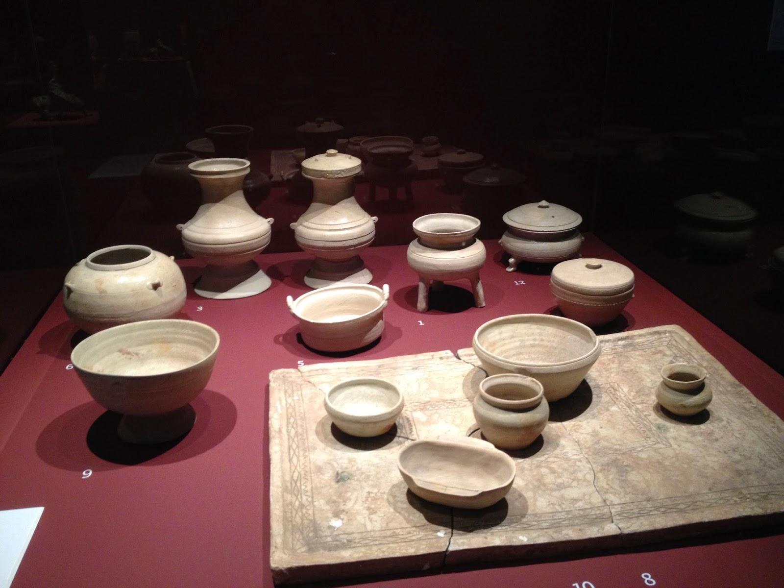 céramiques vietnamiennes anciennes