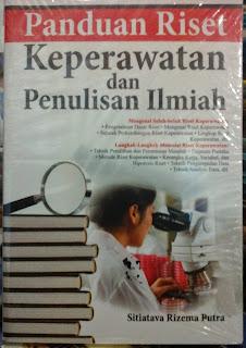 Buku Panduan Riset Keperawatan dan Penulisan Ilmiah