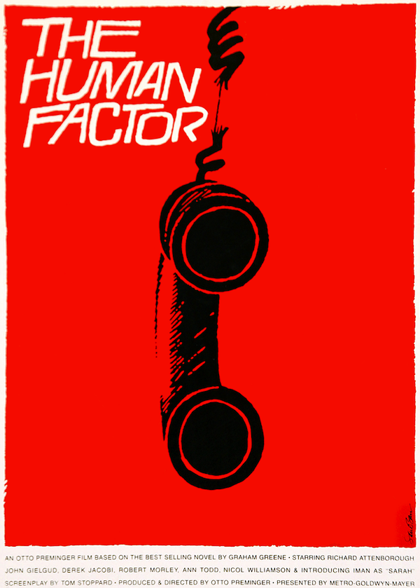 gems  posters by saul bass