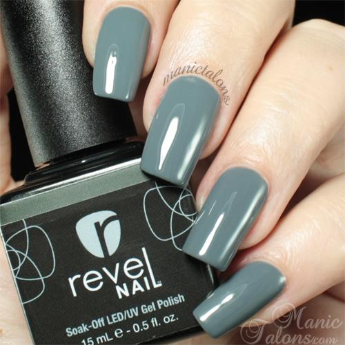 Revel Nail Gel Polish Mylestone Swatch