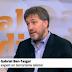 """Gabriel Ben-Tasgal a @8aldia: """"És un conflicte religiós no per territoris"""""""