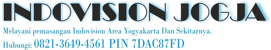 Indovision Jogja | Perwakilan Resmi 083867308221