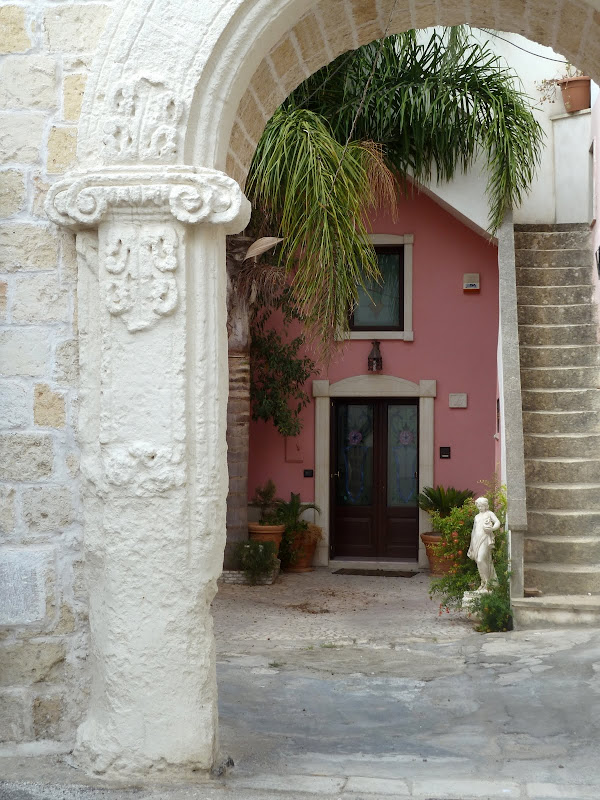 Die barocke Altstadt von Nardò in Apulien