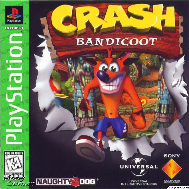 Download Crash Bandicot High compress