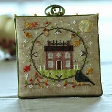 """Fall Cross Stitch #1"""