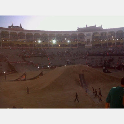 Red Bull X Fighters. Las Ventas