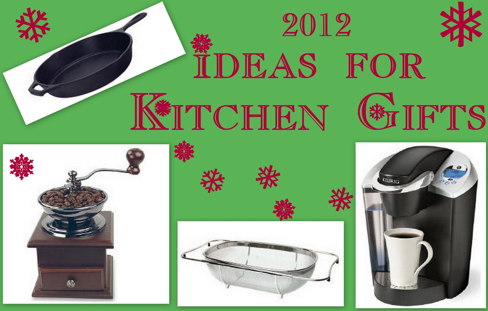 Pressure Cooking And Canning Kitchen Gift Ideas