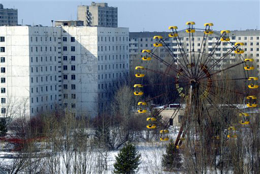 chernobyl a modern disaster Today, the city of pripyat, ukraine, is a ghost town, abandoned and overgrown in  the wake of the disaster at the chernobyl nuclear power plant.