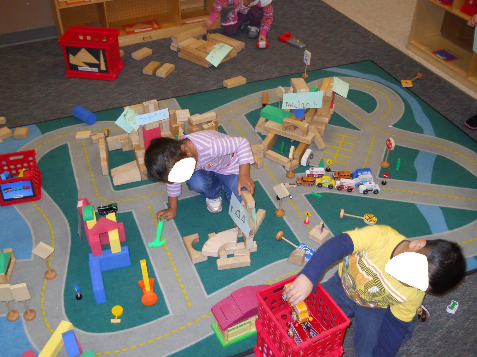 Learning and teaching with preschoolers literacy in the Builders in my area