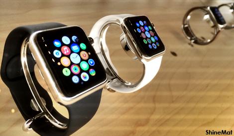 apple watch version 2 shinemat