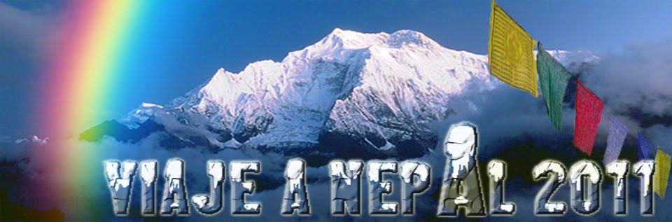 VIAJE A NEPAL 2011
