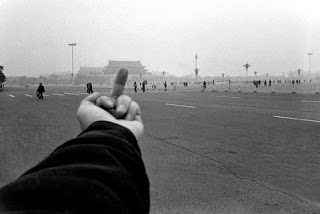 Ai Weiwei - Middle Finger