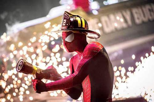 Novas fotos de - O Espetacular Homem-Aranha 2-, Confira!