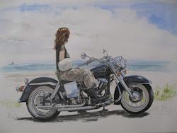 「愛車の絵描き」       プロフィール