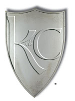 Knights of Columbus shield