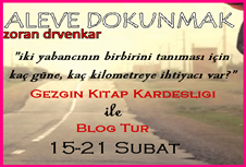 Blog Tur #3 'Aleve Dokunmak'