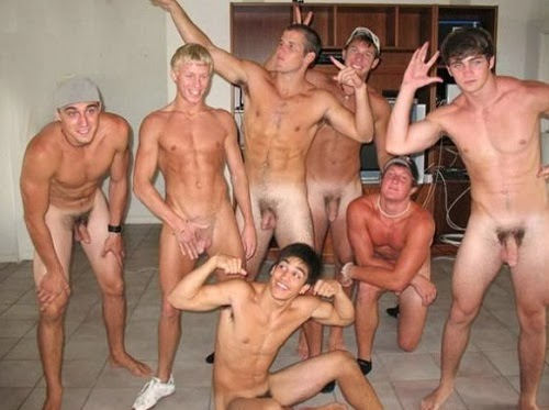 Naked Party Boys
