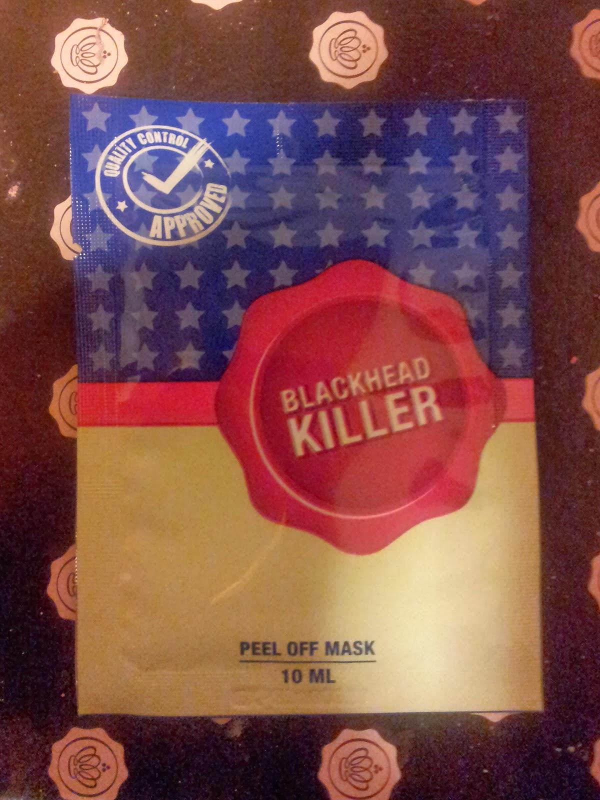 StyleLux Blackhead Killer Peel Off Mask Review