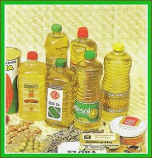Clases de aceite para cocinar for Cocinar sin aceite