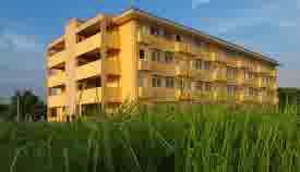 Rusunawa senilai 25 miliar dibangun di Kec Kalipuro, Banyuwangi.
