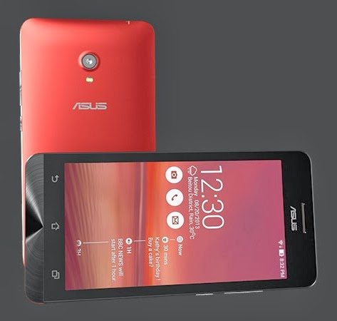 Phablet android dal grande display con processore Atom Intel dual core da Asus al Ces 2014
