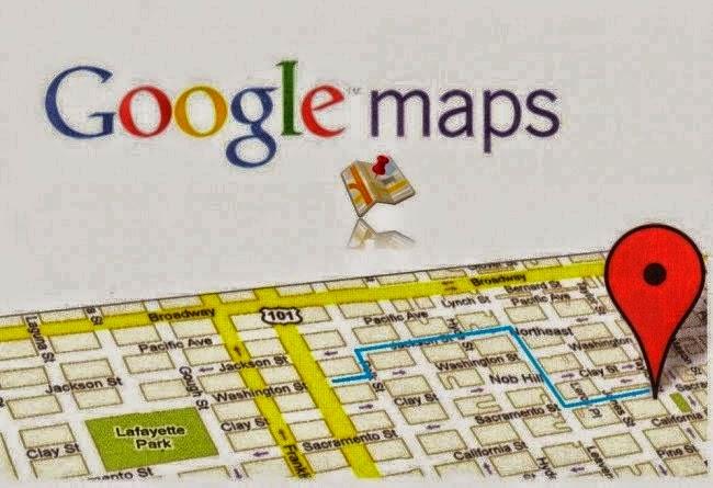 google maps offline menggunakan