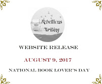 Rebellious Writing Website Release!