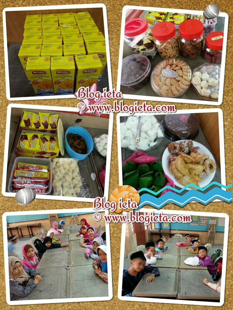 Wordless Of Wednesday 40 Sambutan Hari Raya Kelas 2014